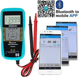 ALLOSUN Autorange Digital Multimeter Pocket Size Multi Tester (EM3255 (Bluetooth))