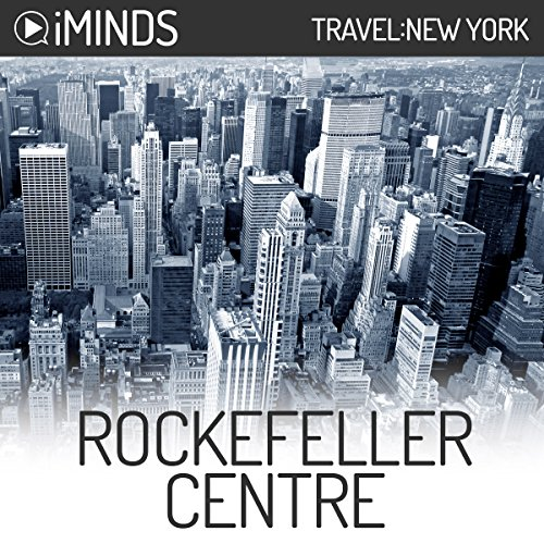 Rockefeller Centre audiobook cover art
