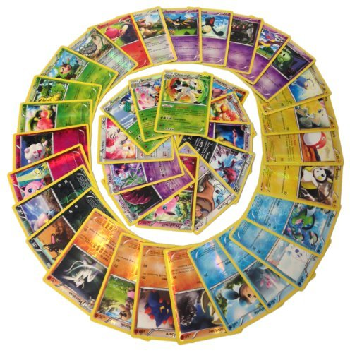 1000 assorted pokemon cards - 2