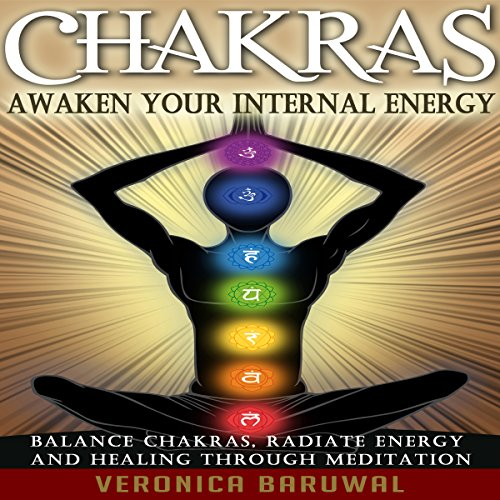 Chakras audiobook cover art