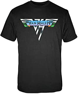 Van Halen - Vintage 1978 Logo - Adult T-Shirt