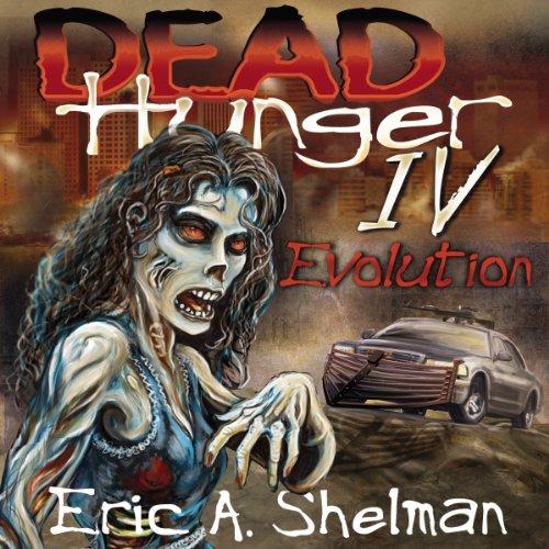 Dead Hunger IV: Evolution  cover art