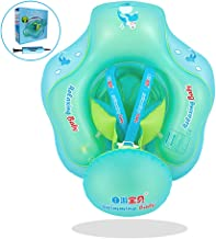 【 Professional Edition】 Anti-Flip and Slip Toddler Floaties, Baby Seat Tube Swimming Baby Ring for The Age of 3 Months- 6 Years