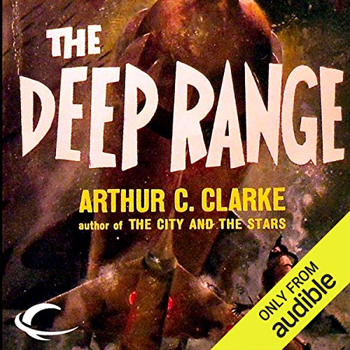 The Deep Range audiobook cover art