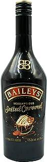 Baileys Salted Caramel, Irish Cream Likör, Sahnelikör mit Karamell und einem Hauch Salz 1 x 0.7 l