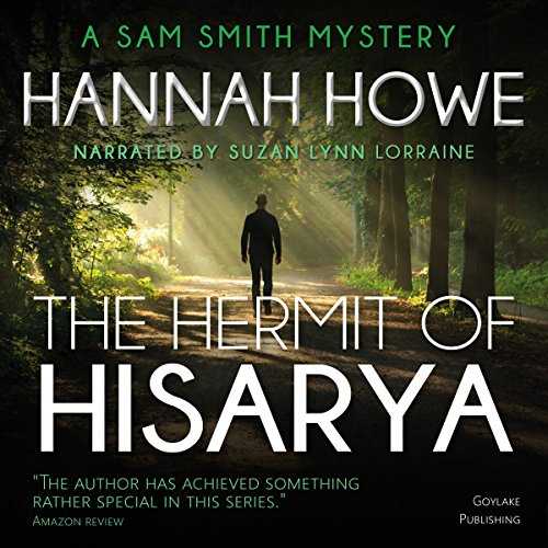 The Hermit of Hisarya cover art