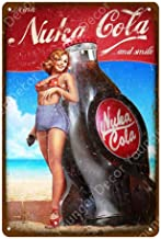 Fallout 76 NUKA COLA Mural Ouvre Bouteille