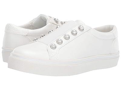 BCBG Girls Mason (Little Kid/Big Kid) (White) Girls Shoes