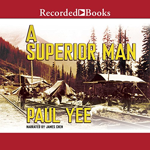 A Superior Man audiobook cover art