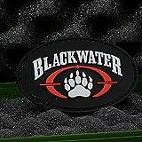 ASTONISH Blackwater PatchPVC Emblema de Combate Gancho y Bucle Brazalete Insignia de Goma para BDU Caps Mochilas Chaquetas