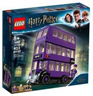 LEGO Harry Potter TM The Knight Bus for age 8+ years old 75957