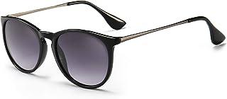 Vintage Round Sunglasses for Women Men Classic Retro Designer Style
