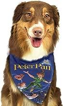 Custom Made Dog Bandana,100% Cotton Pet Dog Puppy Cat Scarf Triangle Bibs Kerchief Set-Disney Moana Te Fiti Ka Pattern Printing Colorful