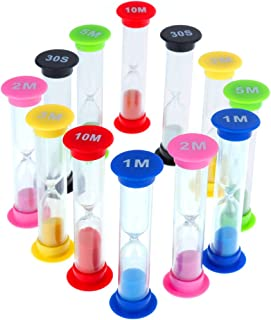 30 x 30 x 0,8 cm Toygogo Jouet dHorloge Calendrier Anglais Bois Jouet Educatif de Montessori denfants Sensoriel Cadeau No/ël pour Enfants