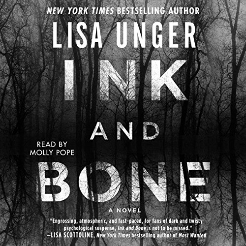 Ink and Bone audiobook cover art