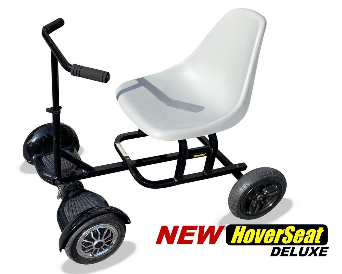 HoverSeat Deluxe Attachment Hoverboard Balancing