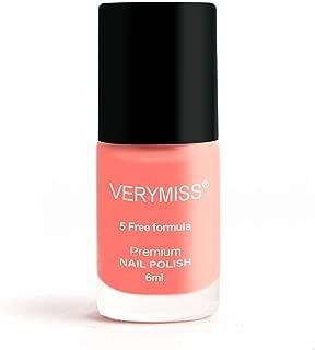 Verymiss Premium Nail Polish 6ml - Peach Rose