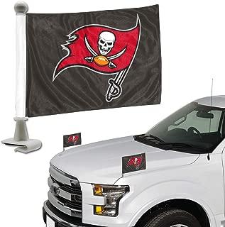 tampa bay buccaneers car flags