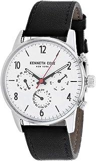 ساعة كينيث كول للرجال KC50953001 كوارتز سوداء