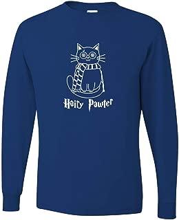 hairy pawter cat shirt