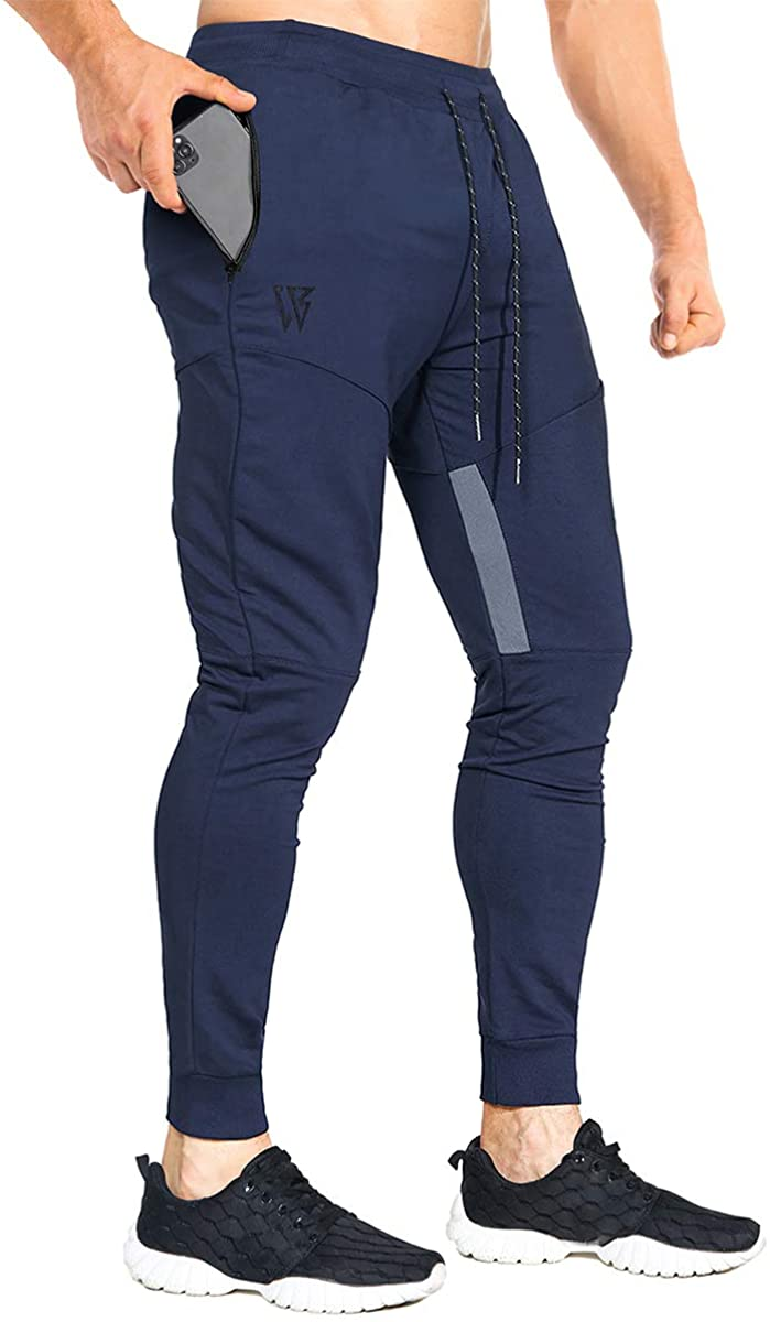 Selling Bombing free shipping and selling ZENWILL Mens Tapered Workout Running Jogger Swea Training Pants