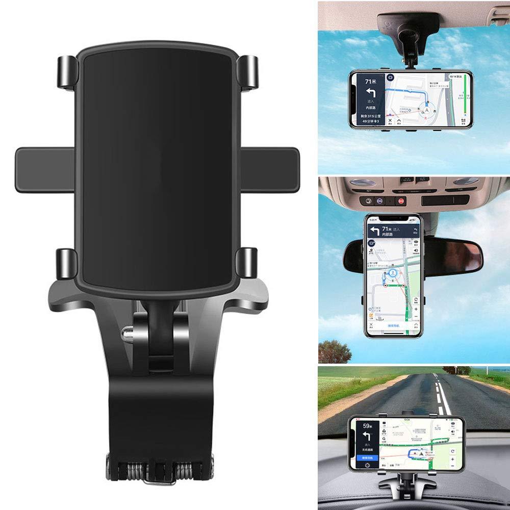 Sunshade Car Instrument Console Phone GPS Holder Mount Non-slip Mat Universal