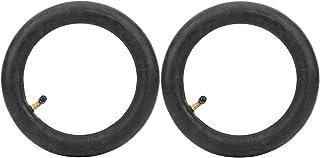 YUUGAA Binnenbuis, 2 stuks 8,5 inch slijtvaste opblaasbare band buis binnenbuis geschikt voor M365 elektrische scooter