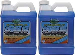 Engine Ice TYDS008-02 High Performance Coolant, 0.5 gallon, 2 Pack
