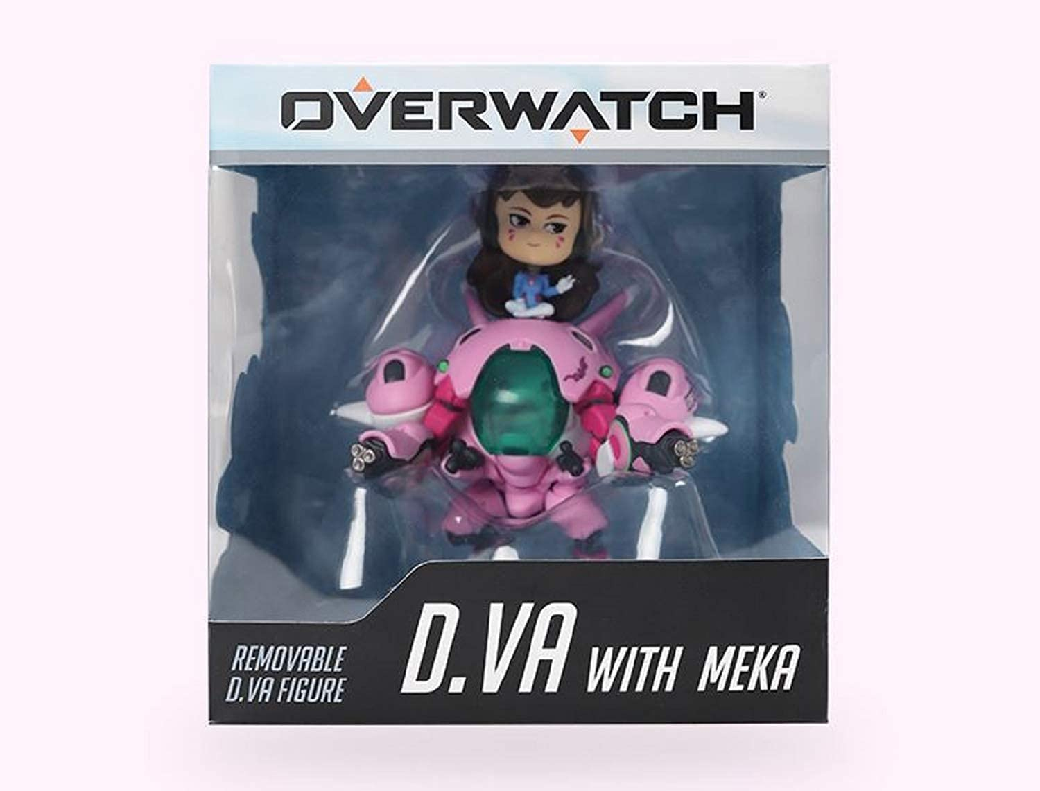 Asmus Toys Blizzard  Overwatch  D.VA & Meka  Officiel