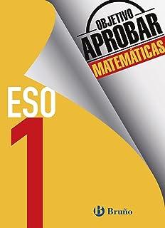 Objetivo aprobar Matemáticas 1 ESO: Edición 2016 (Castellano - Material Complementario - Objetivo Aprobar) - 9788469611944