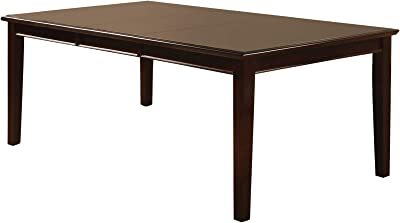 247SHOPATHOME Sembrandt Dining Table, Brown