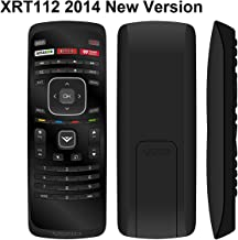 VIZIO New XRT112 2014 LCD LED TV Remote Control Amazon Netlix iHeart Radio App Key Smart LCD LED TV