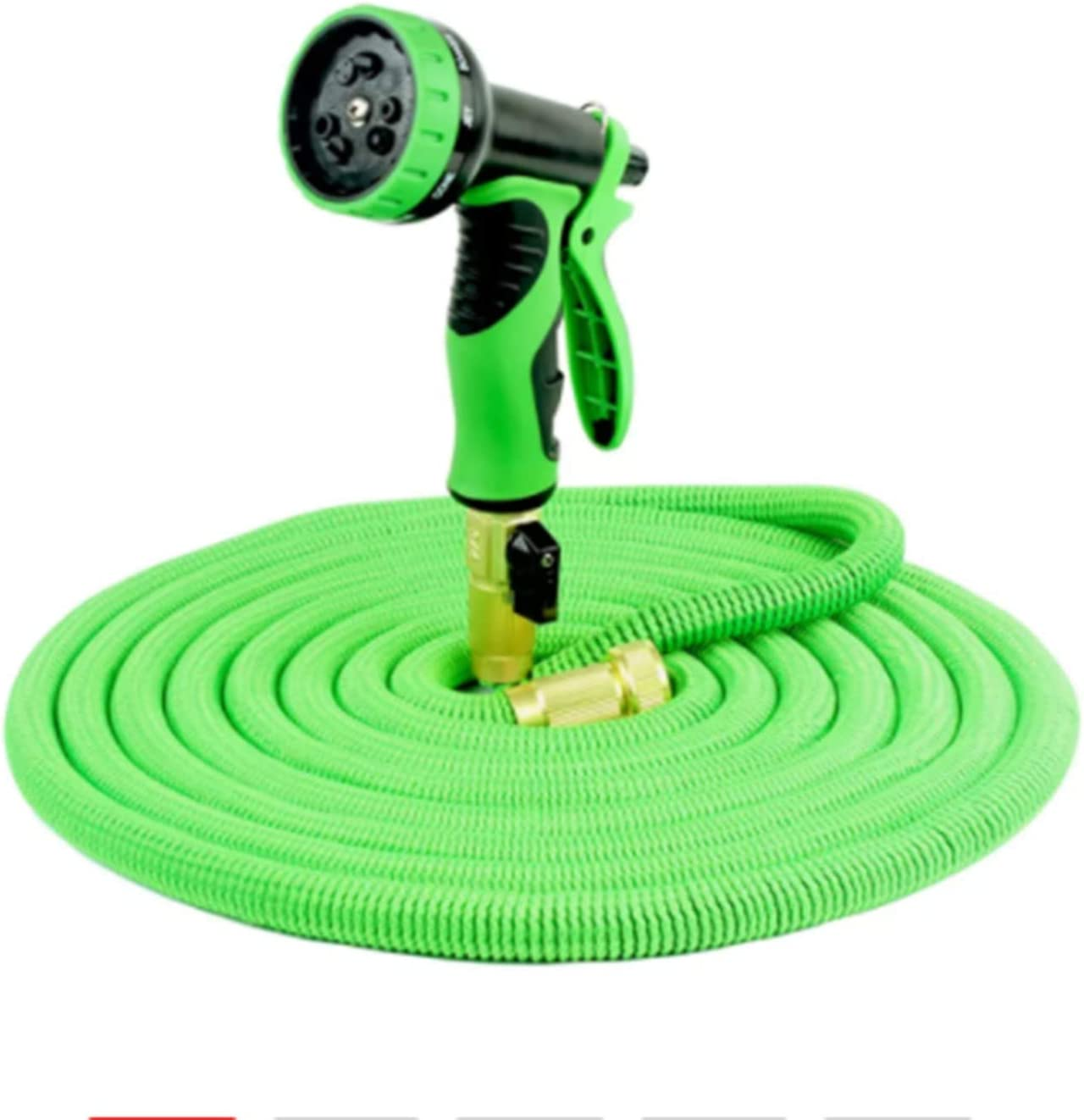 Garden Hose Outlet ☆ Free Shipping Special price for a limited time Expandable Water Pipe 25-100ft Fle Green