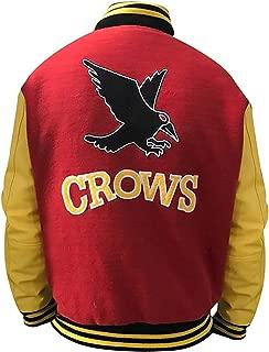 Crows Welling Smallville Clark Varsity Letterman Bomber Jacket
