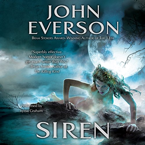 Siren audiobook cover art