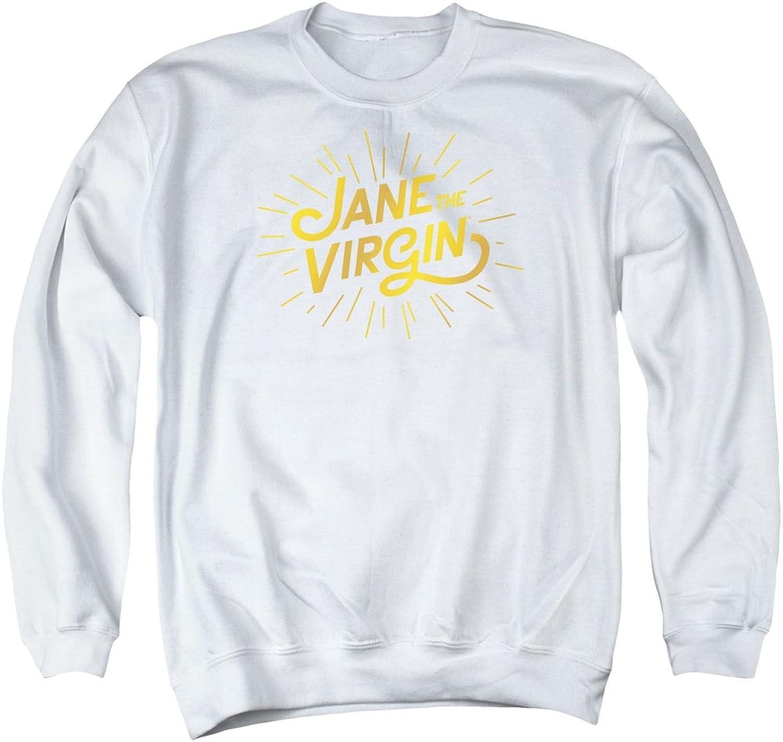 Jane The Virgin  Mens golden Logo Sweater