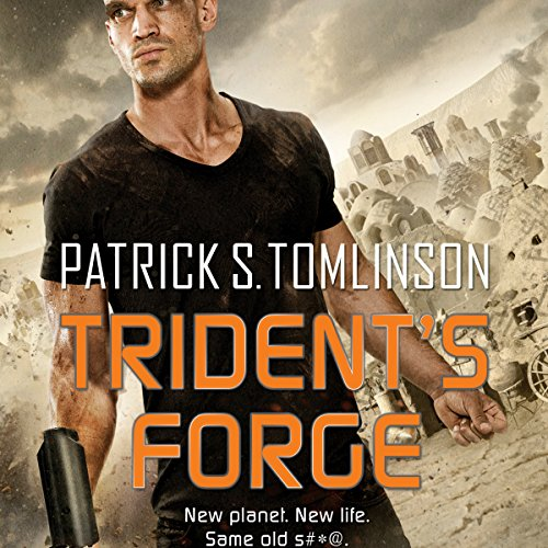 Trident's Forge cover art