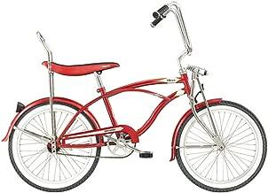 Micargi Hero Beach Cruiser Bike, Red, 20-Inch