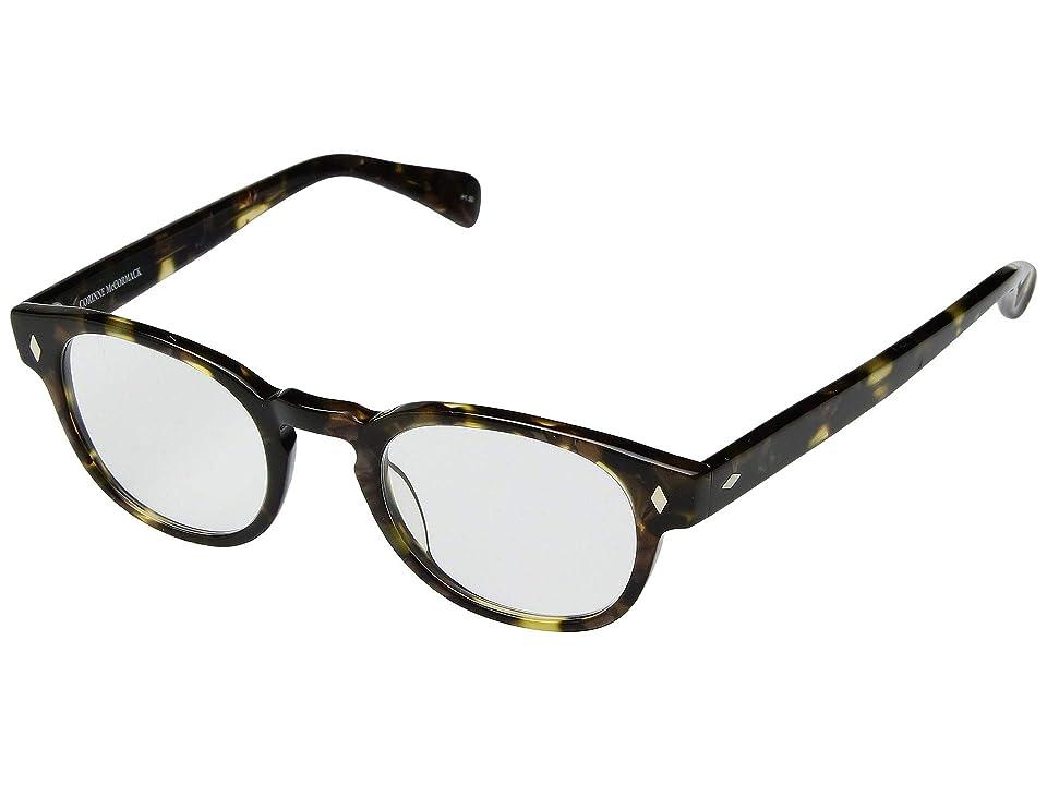 Corinne McCormack Elsa (Metallic Tortoise) Reading Glasses Sunglasses