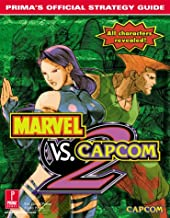 Marvel vs. Capcom 2: Prima's Official Strategy Guide