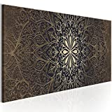 murando - Bilder Mandala 135x45 cm Vlies Leinwandbild 1 TLG