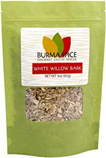 Sponsored Ad - White Willow Bark | Ideal for Tea Infusions and Beauty Products | Salix Alba