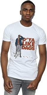Pennytees Men's D'ya Like Dags T-Shirt