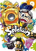 Splatoon - Tome 9 de Sankichi Hinodeya