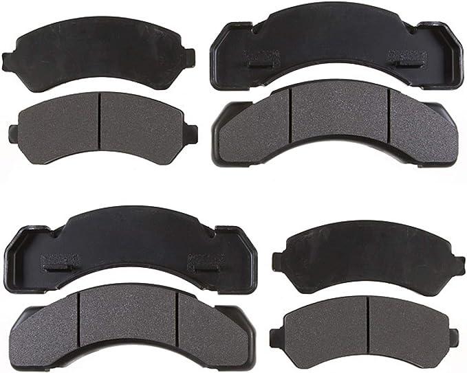 Disc Brake Pad Set-PSM Semi-Met Disc Brake Pad Front Autopart Intl 1402-69316