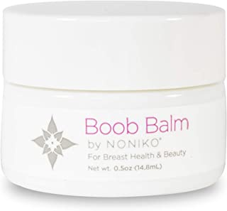 Natural Deep Moisturizing Décolletage Balm for Chest, Neck & Breast | Perfect for Daily Breast Massage | 0.5 oz