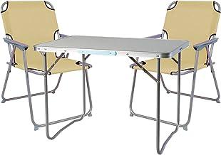 Amazon.es: conjunto de mesa y sillas de camping