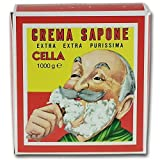 Cella Crema Da Barba Shaving Soap (1 kg) by Cella