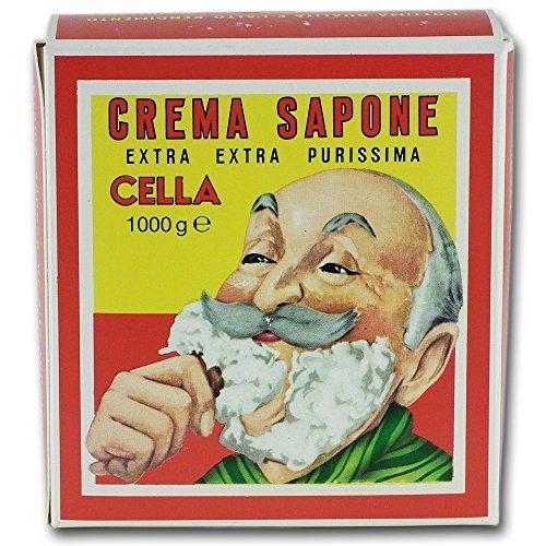 Cella Crema da Barba Shaving Soap (1 kg) by Cellule