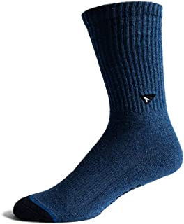 Arvin Goods Recycled Cotton Crew Socks Men Women. 7 Colors. Sport or Daily Wear